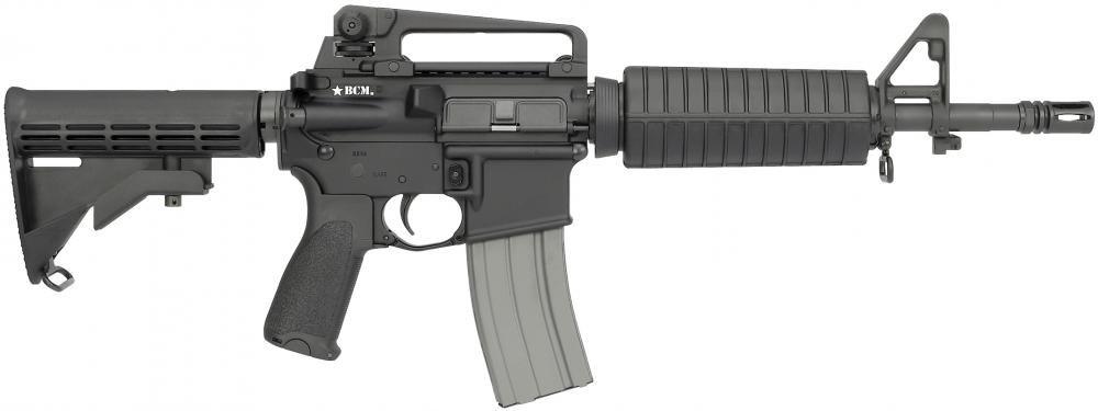 Полуавтоматическая винтовка AR-15 (Schmeisser, Zbroyar и другие ...
